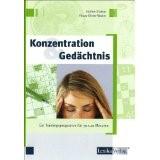 Konzentration & Gedächnistraining